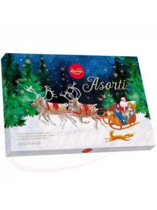 """Chocolade snoepjes """"Assorted New Year's"""", 470 g"""