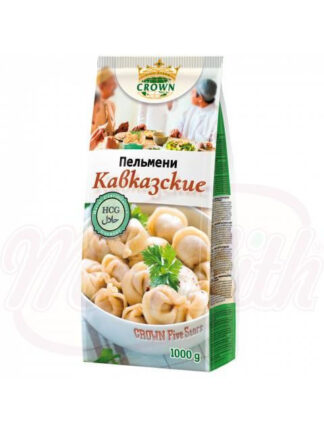 Halal - Kaukasische pelmeni, 1000 g