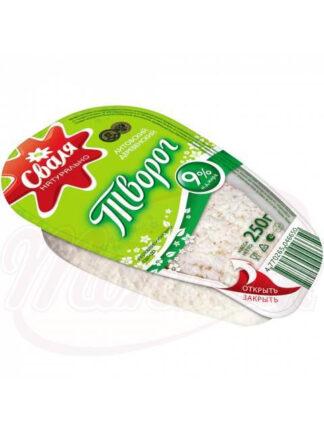 Kwark Svalia 9 % vet, 250 g