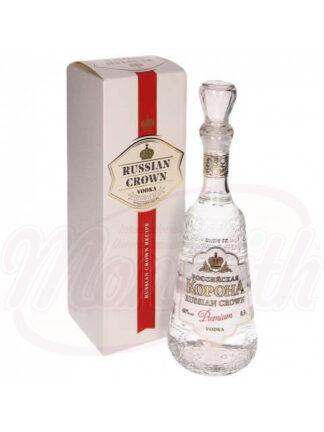 "Vodka ""Russian Crown Premium"", 0,5 L"