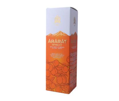 Armeense brandy Ararat Apricot, 0,75 L