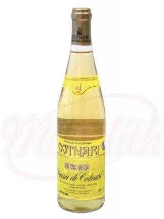 """Kwaliteitswijn """"Grasa de Cotnari"""" zoet, 0,75 l"""