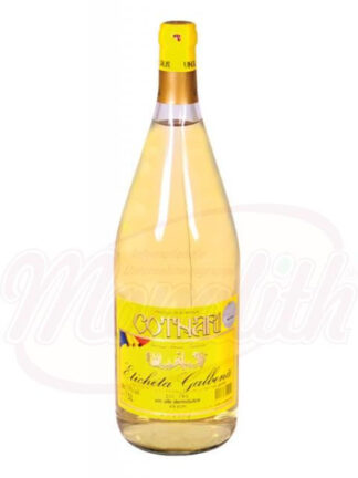 """Witte wijn """"Eticheta Galbena"""" halfzoet 11% alc., 1,5 L"""