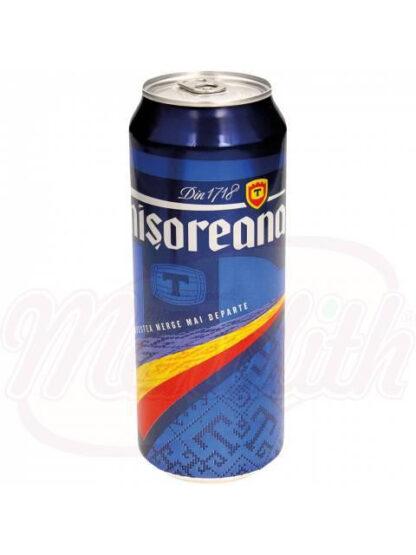 """Bier """"TIMISOREANA"""" 5% vol., 0,5 L"""