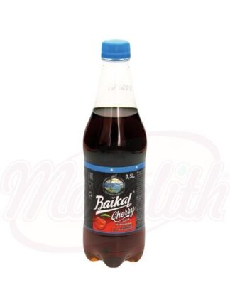 "Alcoholvrije drank ""Baikal 1977"" met kersensmaak, 0,5 L"