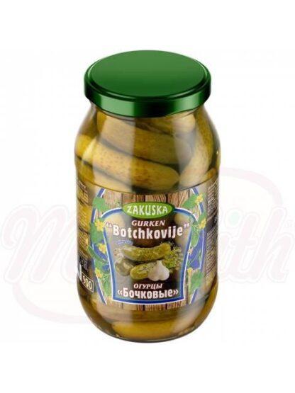 Vat komkommers Botschkowye, 860 g