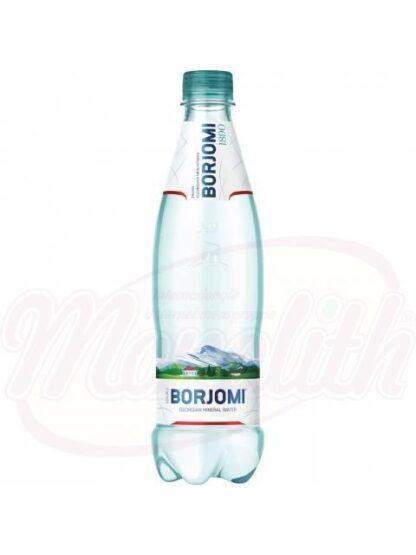 Mineraalwater Borjomi, 0,5 L ( plastic fles )