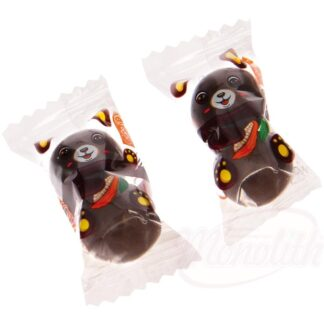 Chocolade dragees