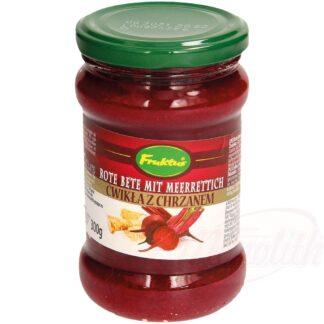 Rode biet met mierikswortel, gepasteuriseerd, 300 g