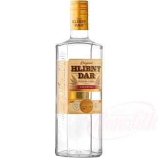 """Wodka """"Hlibny Dar-Classic"""" 40% vol., 0,2 L"""