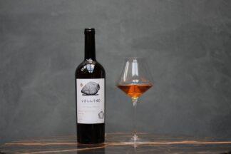 Bio-dynamisch Rkatsiteli Qvevri (Vellino), oranje drooge wijn, 0,75 L