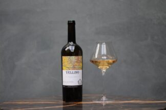 Bio-dynamisch Rkatsiteli (Vellino) Classic Semi-Dry, witte wijn, 0,75 L