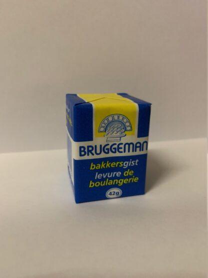 Bakkergist, 42 g