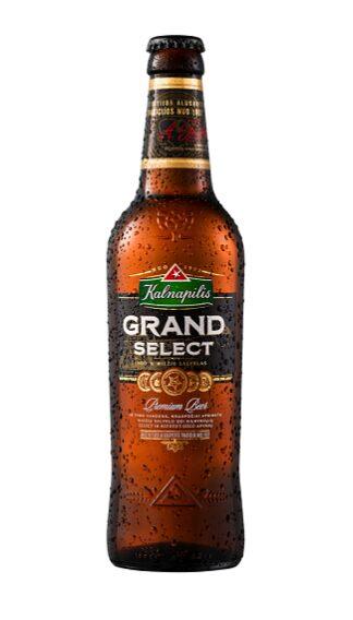 Bier Kalnapilis GRAND SELECT, 500 ml